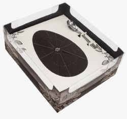 Caixa Ovo de Colher - 350 grs - Pcte c/ 10 unds